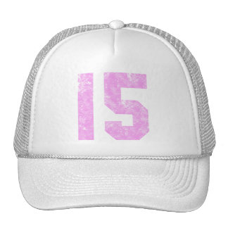 Teen Girl 15th Birthday Gifts Trucker Hat