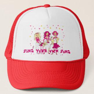 Teen Girl Band-Apparel Trucker Hat