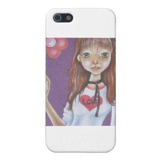 TEEN GIRL iPhone 5 CASE