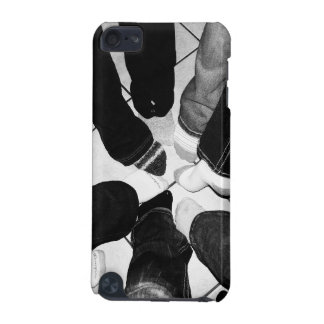 Teen Girl Party of Feet iPod Touch (5th Generation) Cases