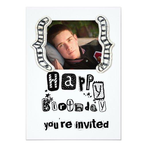 Teen Invites 14