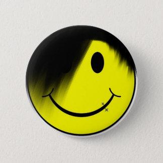 Teen Smiley Pinback Button