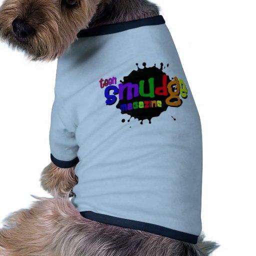 Teen Smudge Magazine Products Doggie Tee