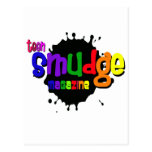 Teen Smudge Magazine Products Postcard