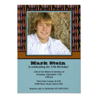 Teen Spirit Photo Invitation