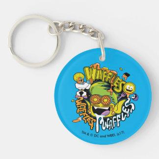 Teen Titans Go! | Beast Boy Waffles Keychain