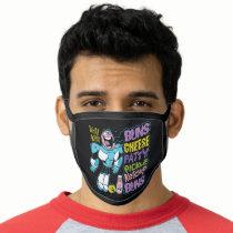 Teen Titans Go!   Cyborg Burger Rap Face Mask