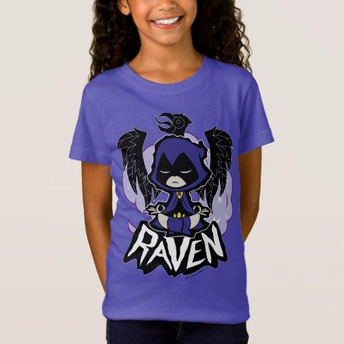 Teen Titans Go  Raven Attack T_Shirt