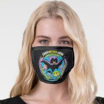 """Teen Titans Go!   Raven """"Azarath Metrion Zinthos"""" Face Mask"""
