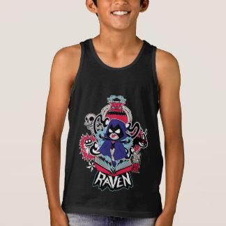 Teen Titans Go! | Raven Demonic Powers Graphic Tank Top