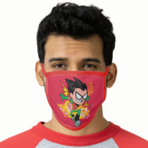 Teen Titans Go!   Robin's Arsenal Graphic Face Mask