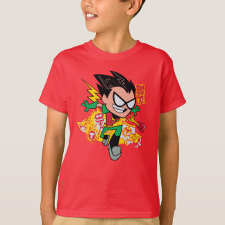 Teen Titans Go! | Robin's Arsenal Graphic T-Shirt