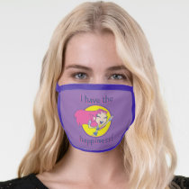 """Teen Titans Go!   Starfire """"I Have The Happiness"""" Face Mask"""