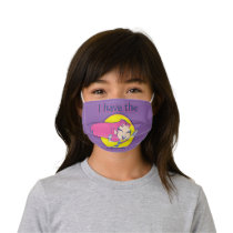 """Teen Titans Go!   Starfire """"I Have The Happiness"""" Kids' Cloth Face Mask"""