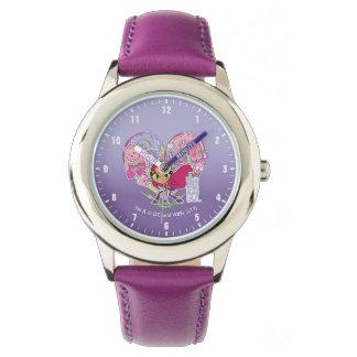 Teen Titans Go! | Starfire's Heart Punch Graphic Wristwatch