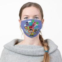 Teen Titans Go!   Team Arrow Graphic Adult Cloth Face Mask
