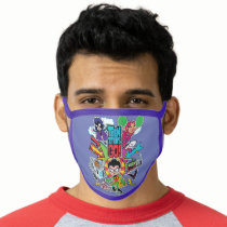 Teen Titans Go!   Team Arrow Graphic Face Mask