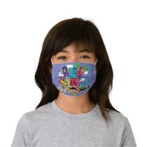 Teen Titans Go!   Team Arrow Graphic Kids' Cloth Face Mask