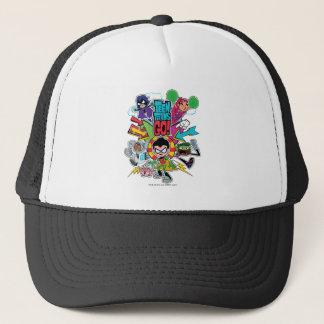 Teen Titans Go! | Team Arrow Graphic Trucker Hat