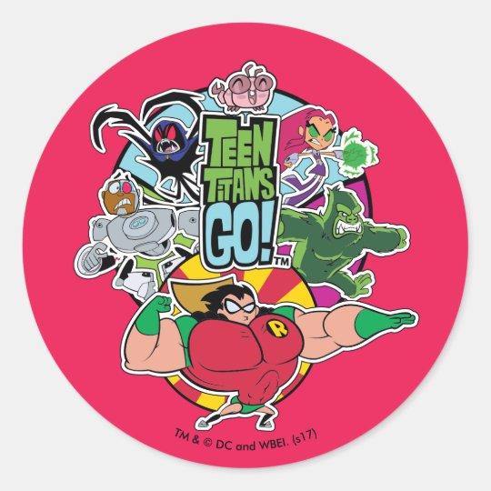 80d4f0a566 Teen Titans Go!