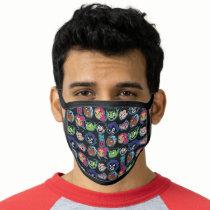 Teen Titans Go!   Titans Head Pattern Face Mask