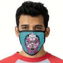 "Teen Titans Go!   ""We Ride"" Retro Moto Graphic Face Mask"