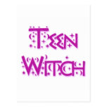 Teen Witch Postcard