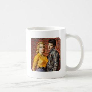 Teenage Angst Coffee Mug