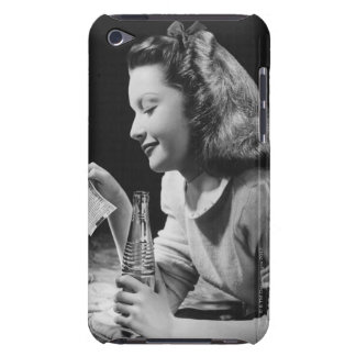 Teenage Girl Barely There iPod Case