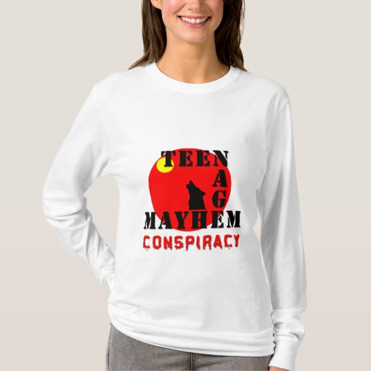 Teenage Mayhem Conspiracy T-Shirt