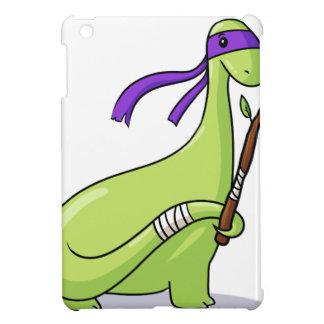 teenage mutant ninja Brontosaur iPad Mini Covers