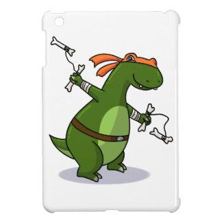 Teenage mutant ninja T-rex Cover For The iPad Mini