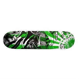 Teenage Mutant Tsunami Surfin 2 Custom Skateboard