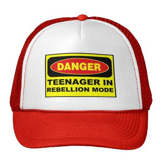 Teenage Rebellion Trucker Hat