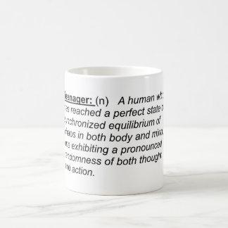 Teenager Classic White Coffee Mug