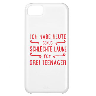 Teenager Cover For iPhone 5C