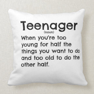 Decorative Pillows For Teens Teen Room Pillows  Decorative & Throw Pillows  Zazzle