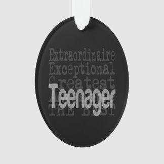 Teenager Extraordinaire