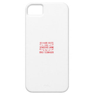 Teenager iPhone SE/5/5s Case