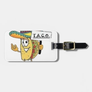 Teens Advocating for Change Organization Luggage Tag