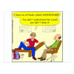 Teens are awesome cartoon post cards