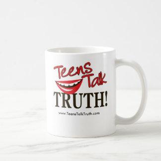 TeensTalkTruth.com Coffee Mug