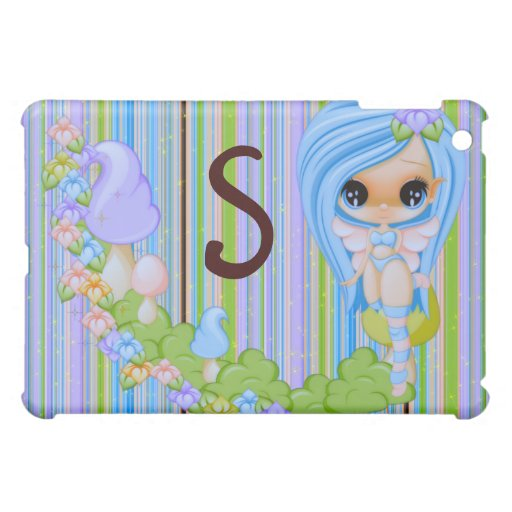 Teensy Fae Cute Faery iPad Mini Cover