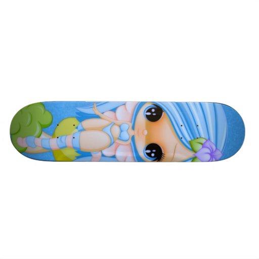 Teensy Fae Cute Faery Skate Decks