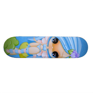 Teensy Fae Cute Faery Skateboard Deck