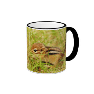Teeny Tiny Baby Chipmunk Mug