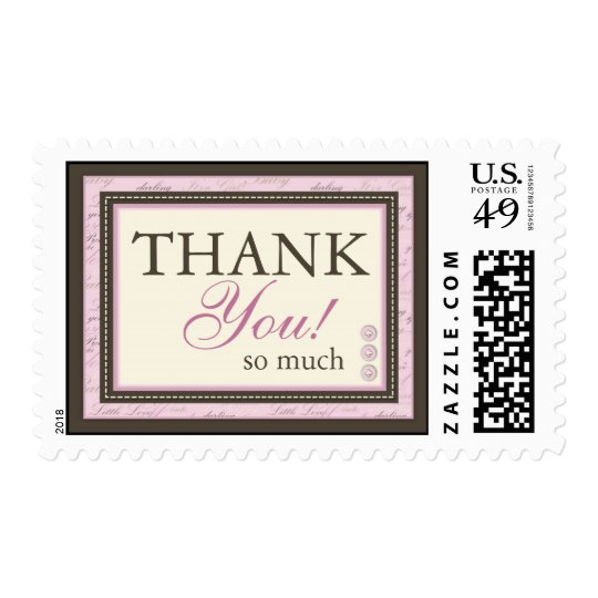 Teeny Toes PNK TY Stamp