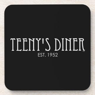 Teeny's Diner Drink Coasters