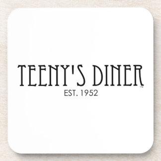 Teeny's Diner Coaster