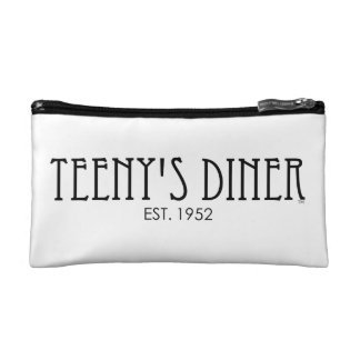 Teeny's Diner Cosmetic Bag